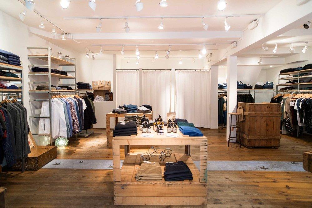 Laden für faire und nachhaltige Mode in Zürich – rrrevolve fair fashion