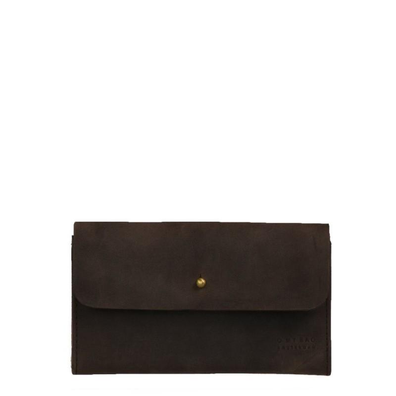 Portemonnaie O My Bag Pixies Pouch dunkelbraun