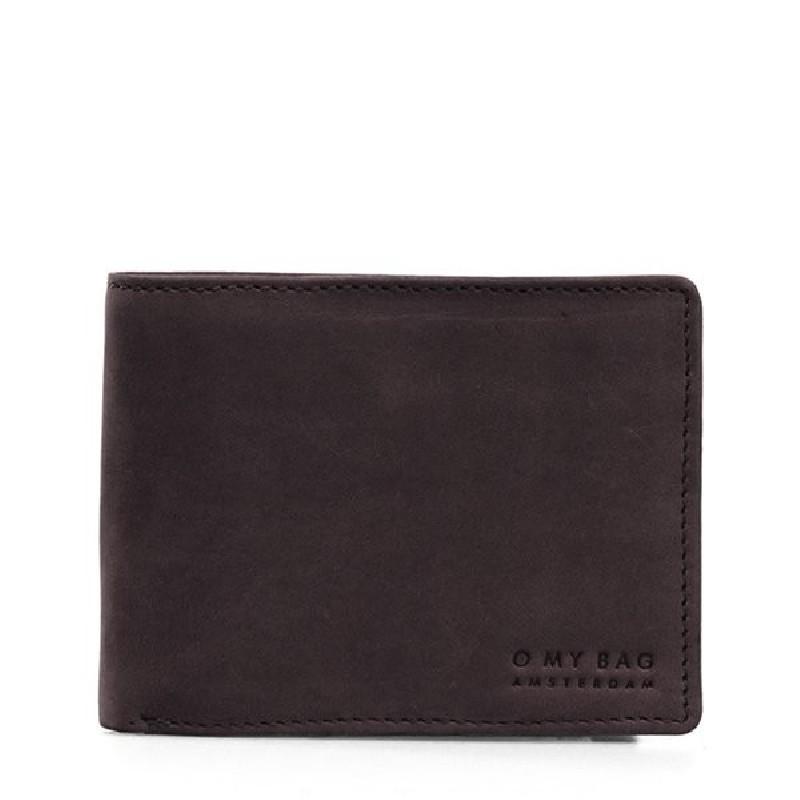 Portemonnaie O My Bag Tobi's Wallet dunkelbraun