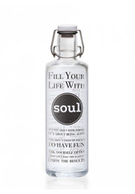 Soulbottles Fill your Life with Soul 1,0L