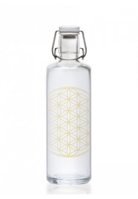 Soulbottles Flower of Life 1,0L