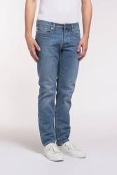 Herren-Jeans Mud Regular Dunn stone blue