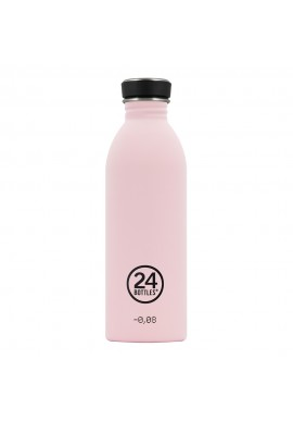 Trinkflasche 24Bottles 500ml Special candy pink