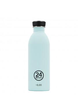 Trinkflasche 24Bottles 500ml Special cloud blue