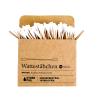 Bambus-Wattestäbchen Hydrophil