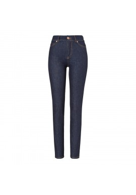 Damen-Jeans Goodsociety High Rise Slim Raw One Wash