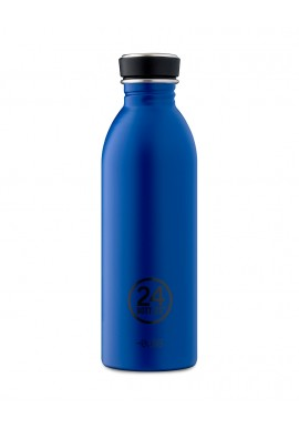 Trinkflasche 24Bottles 500ml gold blue