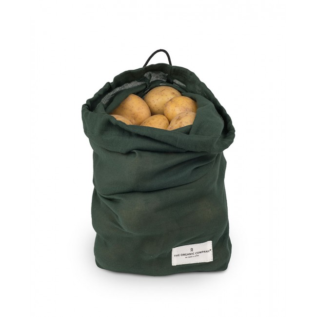 Essens-Beutel The Organic Company Food Bag dark green