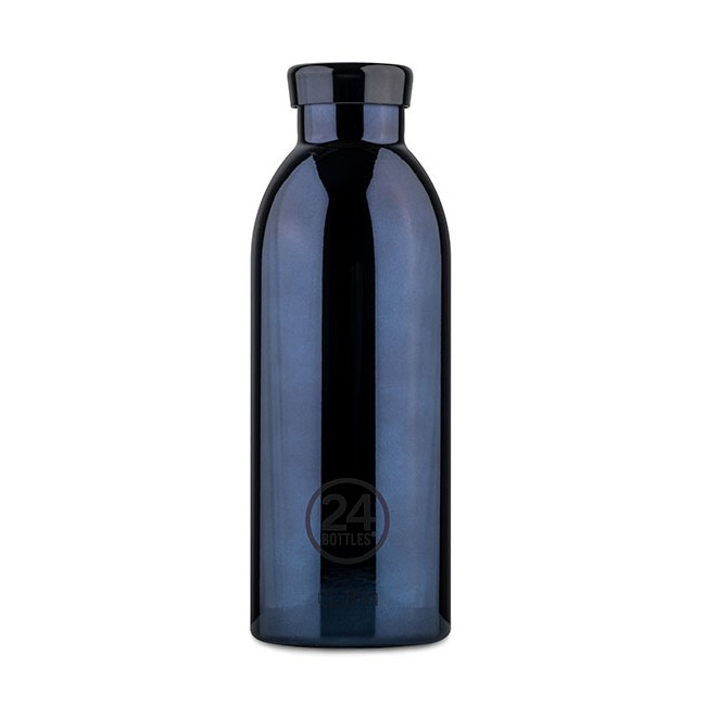 Thermosflasche 24Bottles Clima 500ml Black Radiance