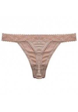 Underprotection Bea String 3er Pack nude