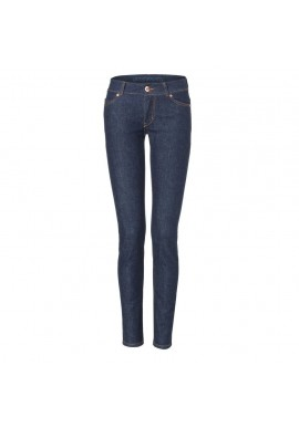 Damen-Jeans Goodsociety Slim Raw One Wash