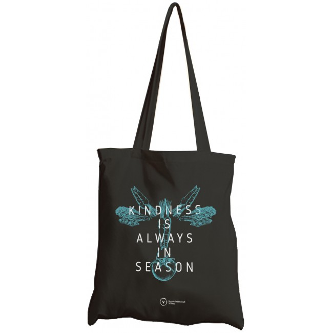 Tote Bag Kindniess Is Always In Season