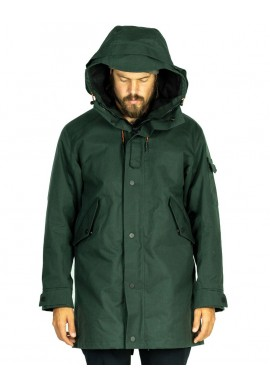 Jeckybeng The Jacket forest green