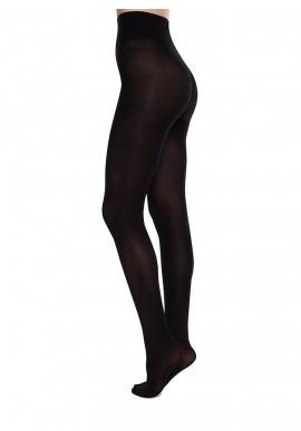 Swedish Stockings Olivia Tights Black