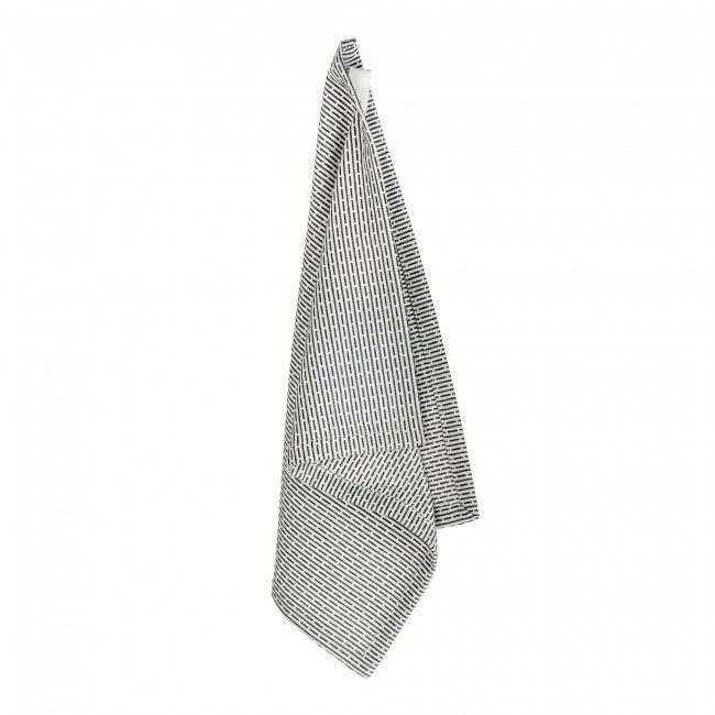 Waschlappen The Organic Company Kitchen and Wash Cloth light grey