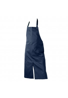 Küchenschürze The Organic Company Apron with Pocket dark grey