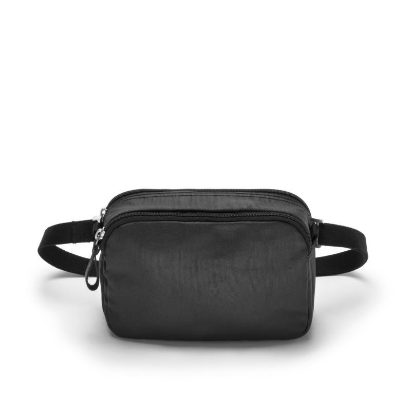 Qwstion Hip Bag Organic Jet Black