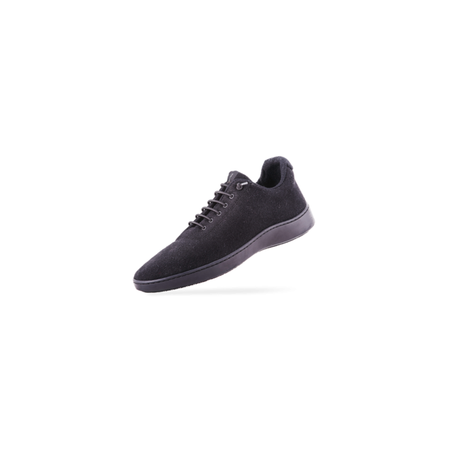 Woll-Sneakers Baabuk Urban Wooler Black Edition