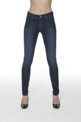 Skinny Jeans Wunderwerk Amber slim blue 420