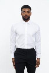 Klassisches Herren-Hemd Carpasus weiss