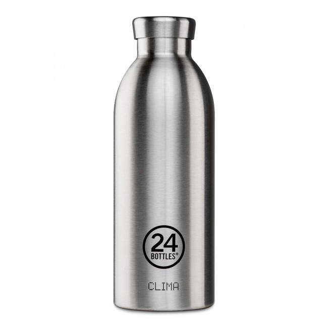 Image of Thermosflasche 24Bottles Clima 500ml Steel