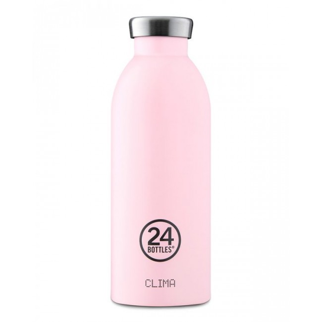 Image of Thermosflasche 24Bottles Clima 500ml Candy Pink
