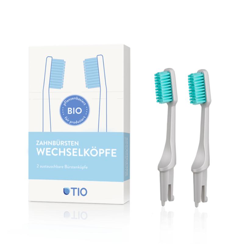 Image of 2 Wechselköpfe Tio Soft Kiesel