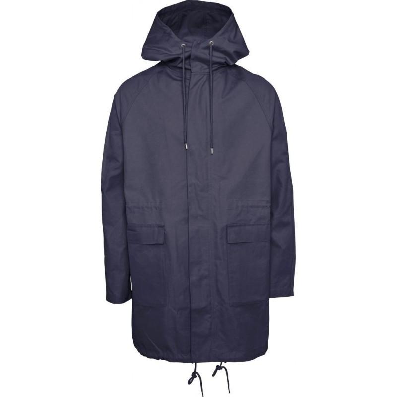Apparel Long Hood Jacket Eclipse Twill Knowledge Cotton Total SzUMVp