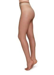Swedish Stockings Liv Net Tights nude