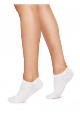 Swedish Stockings Sara Sneaker Socks white