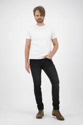 Herren-Jeans Kuyichi Slim Back 2 Black