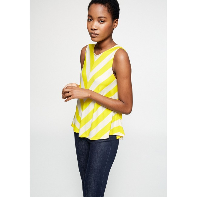 Top Armedangels Resaa Stripe Mix sandshell