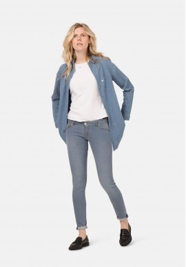 Damenjeans Mud Jeans Skinny Lilly O3 blue
