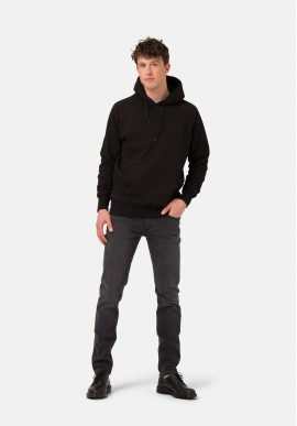 Herren-Jeans Mud Regular Dunn stone black