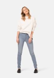 Damenjeans Mud Jeans Skinny Hazen O3 blue