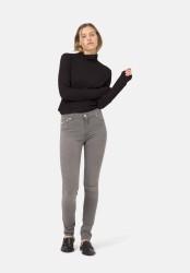 Damenjeans Mud Jeans Skinny Hazen O3 grey