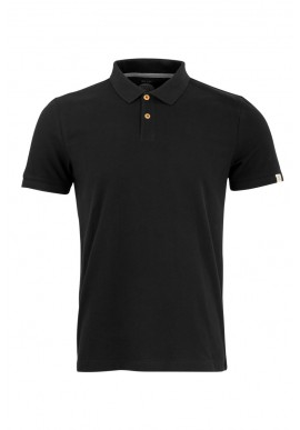 Polo-Shirt ZRCL Basic black
