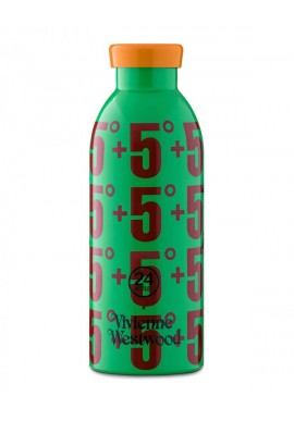 Thermosflasche 24Bottles Clima 500ml Vivienne Westwood +5