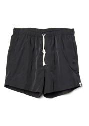 Badehosen Neumühle Net-Shorts black coal