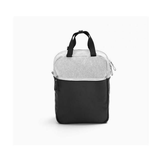 Qwstion Small Pack Raw Blend Leather Canvas