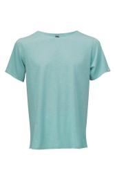 Herren-T-Shirt ZRCL Loose T-Shirt Basic teal slub