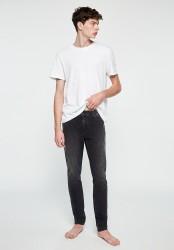 Herren-Jeans Armedangels Iaan used black