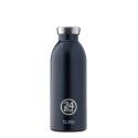 Thermosflasche 24Bottles Clima 500ml Deep Blue