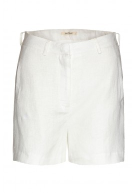 Leinen-Shorts Wunderwerk off white