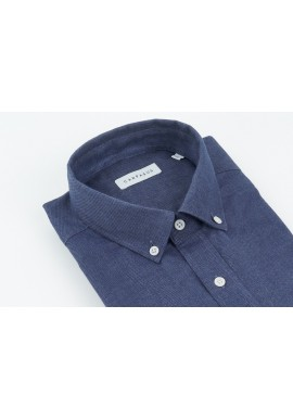 Flanell-Hemd Carpasus Populus navy