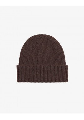 Beanie Colorful Standard coffee brown