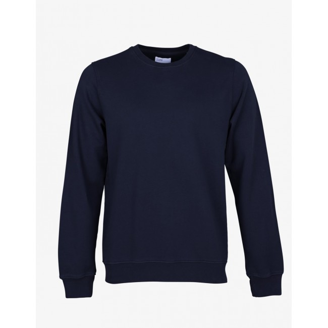 Sweatshirt Colorful Standard navy blue