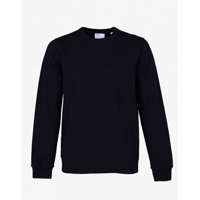 Sweatshirt Colorful Standard deep black