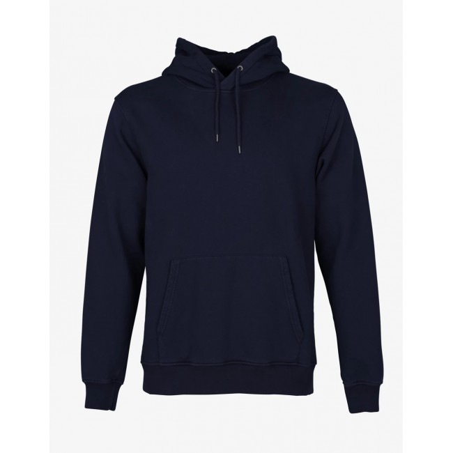 Hoody Colorful Standard navy blue
