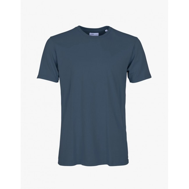 Herren-T-Shirt Colorful Standard petrol blue